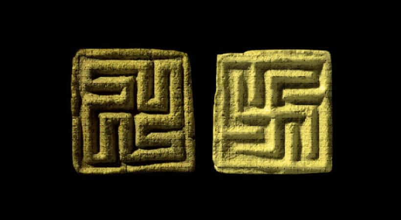 Ιερή Σβάστικα: Σύμβολο Ροής κι Ευδαιμονίας
